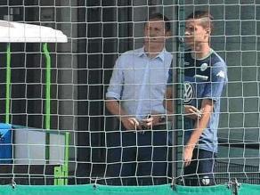 Wolfsburgo contrató a Julian Draxler como reemplazante de Kevin De Bruyne
