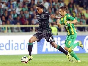 André Carrillo: Leicester City ofrece 12 millones de euros al Sporting de Lisboa