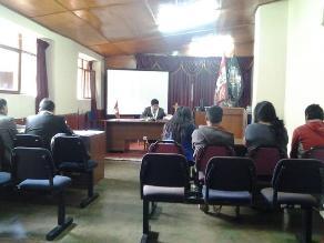 Cusco: solicitan prisión preventiva para asaltantes de camión en Calca