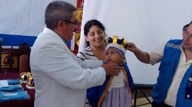 Chimbote: menos de la mitad de pacientes brinda lactancia materna a sus hijos
