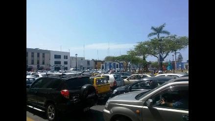 Trujillo: detectan 19 puntos críticos de congestión vehicular