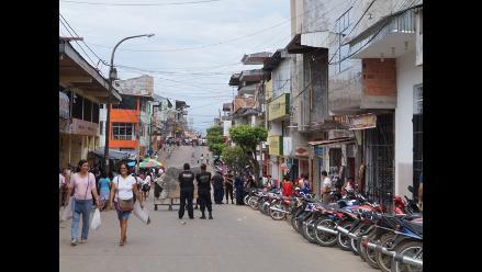 Yurimaguas: nativos se preparan para acatar paro de 48 horas por Lote 192