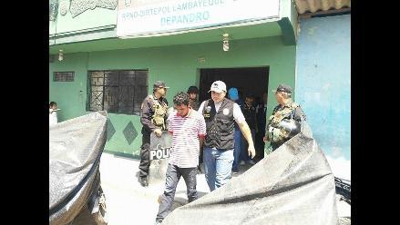 Chiclayo: liberan a trabajador acusado de integrar