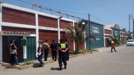 Chimbote: alarma generó fuga de amoniaco en empresa pesquera
