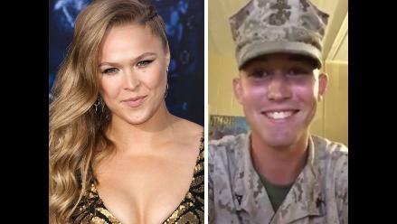 UFC: Ronda Rousey acepta cita que marine le lanzó vía Facebook