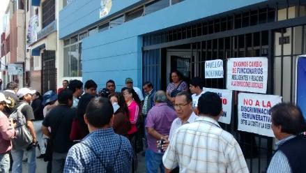 Chimbote: despiden a 23 trabajadores de la Dirección de Trabajo