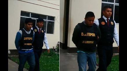 Trujillo: Escuadrón SUAT detiene a dos integrantes de la