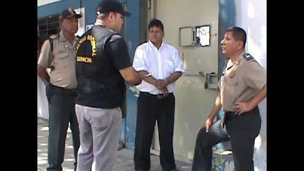 Tumbes: delincuentes asaltan a proveedor dentro del gobierno regional