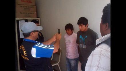 Piura: trasladarán a Lima a presuntos detenidos por Clan Oropeza