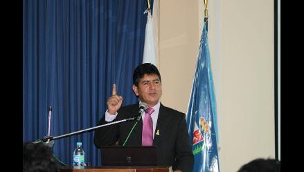 Cajamarca: Gobierno Regional retomará proyectos de agua y saneamiento