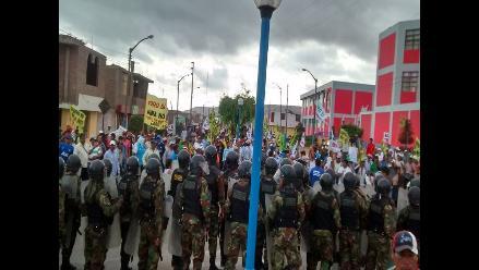 Arequipa: continuarán movilizaciones en Islay contra proyecto Tía María