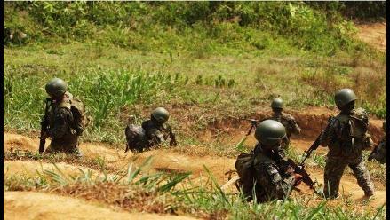 Vraem: seis terroristas muertos y cinco militares heridos tras enfrentamiento