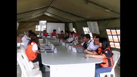 Fichas de emergencia de municipalidades de Cusco aún no llegan ante Indeci