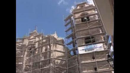 La Habana se embellece para recibir al papa Francisco