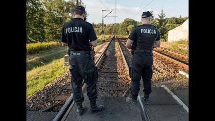 Polonia: Policía vigila zona donde podría estar el tren del oro nazi