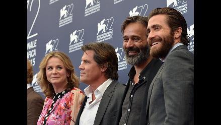 Festival de cine de Venecia: Estrellas alborotan el evento