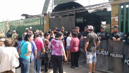 Trujillo: 250 comerciantes serían desalojados de mercado