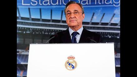 Real Madrid: Florentino Pérez le pide perdón a Keylor Navas