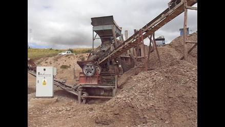 Junín: intervienen más de 40 extracciones ilegales de mármol