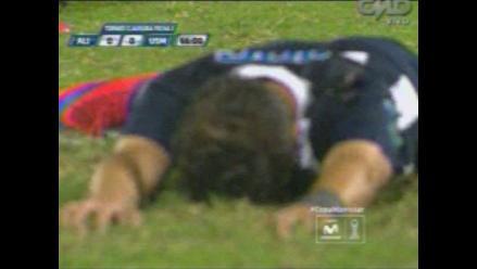 Alianza Lima vs. San Martín: Gabriel Costa y su blooper frente al arco santo