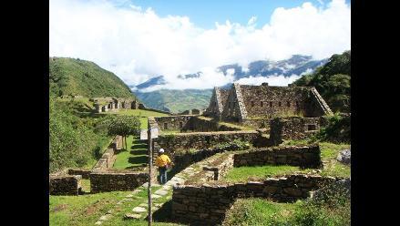 La Convención: autoridades toman medidas por santuario de Choquequirao