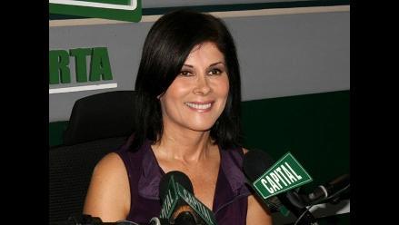 Olga Zumaran sobre Laura Spoya: No me agrada nada