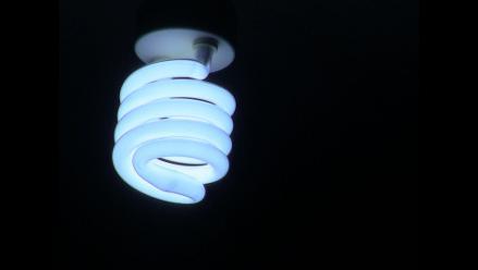 Tarifas de luz subirán desde este viernes 4 de setiembre