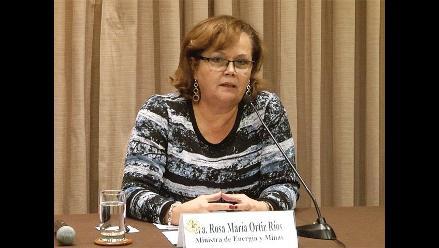 MEM: se instalará mesa de desarrollo para atender problemática de Loreto