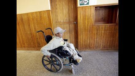 Cusco: personas con discapacidad no cobrarían 'Pensión no contributiva'