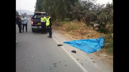 Cusco: Policía advierte que el 90% de la señalización es deficiente