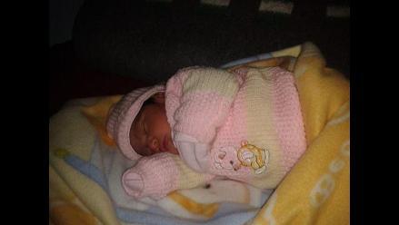 Chiclayo: Policía Nacional identifica a la mujer que abandonó a un bebé