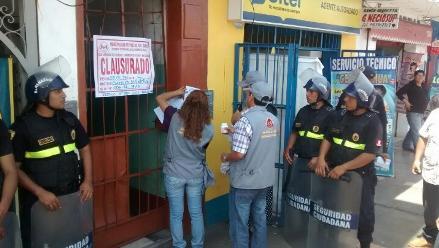 Chimbote: clausuran hotel en el que se denuncia prácticas de meretricio
