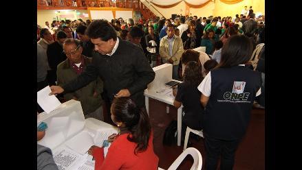 ONPE: partidos deben formar comités electorales para elecciones internas