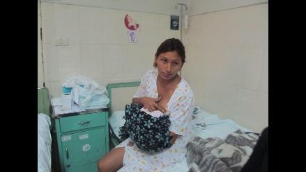 Chiclayo: Fiscalía decidirá si bebita abandonada pasa a albergue