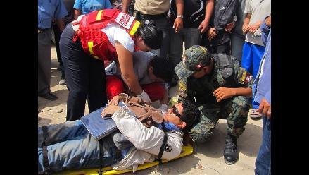 La Libertad: exigen rompemuelles para evitar accidentes en Chocope