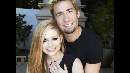 Avril Lavigne anuncia fin de su matrimonio