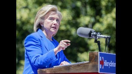 Clinton: La situación de refugiados sirios es una