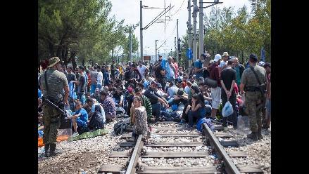 Organizan en Facebook caravana para trasladar refugiados a Viena