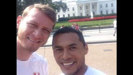 Selección peruana: Carlos Lobatón fue 'víctima' de Diego Penny en Twitter