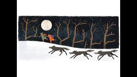 Google recuerda a la novelista inglesa Joan Aiken