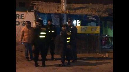 Huacho: sujetos desconocidos arrojaron dinamita a una cevichería
