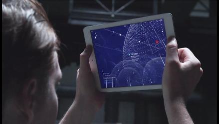 Crean app que mostraría las señales invisibles de telefonía