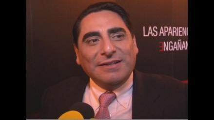 Carlos Álvarez niega enfrentamiento con Yaco Eskenazi