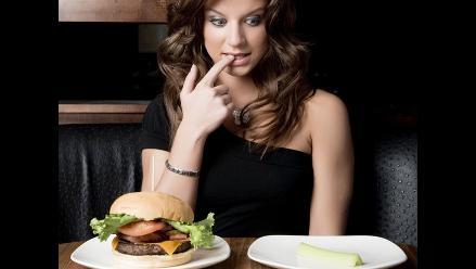 Los errores más comunes que cometen quienes se han puesto a dieta