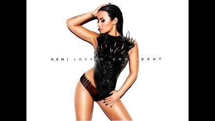 Demi Lovato regresa con nuevo álbum, Confident