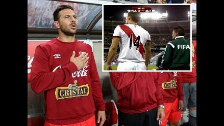 Selección peruana: Iván Bulos lució la '14' de Claudio Pizarro ante EEUU