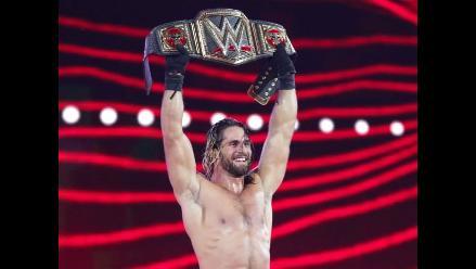 WWE: Seth Rollins es nombrado el 'mejor luchador del mundo'