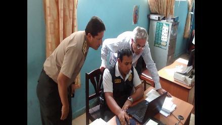 Comisión de Seguridad del Congreso realiza inspección a comisarías de Piura