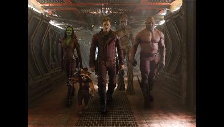 El reparto de Guardianes de la Galaxia regresará para la secuela