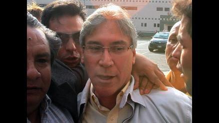 Narcoindultos: Fiscal de la Nación ve todo lo referido a Aurelio Pastor